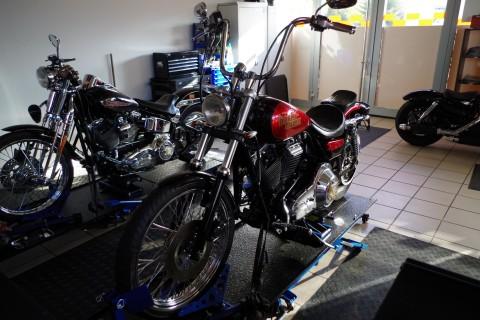 Harley Custom Made